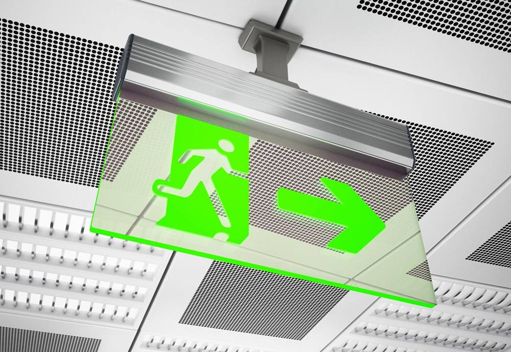 About GLS Emergency Evacuation Lighting